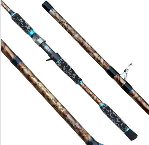 Baitcasting rod for Strongest fishing rod
