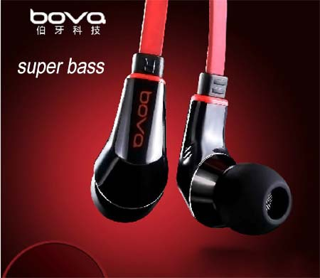100% original brand music headphone inear earphone for mobile phone gaming headphone super bass stereo headphone(China (Mainland))
