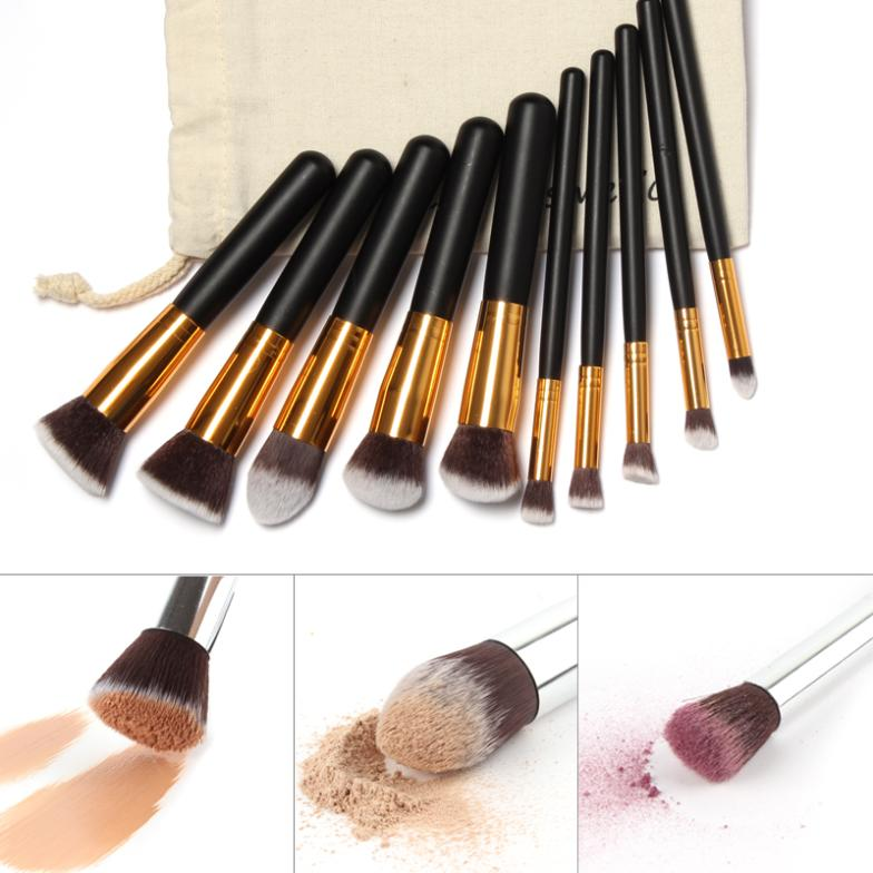 how to store make brushes and applicatirs