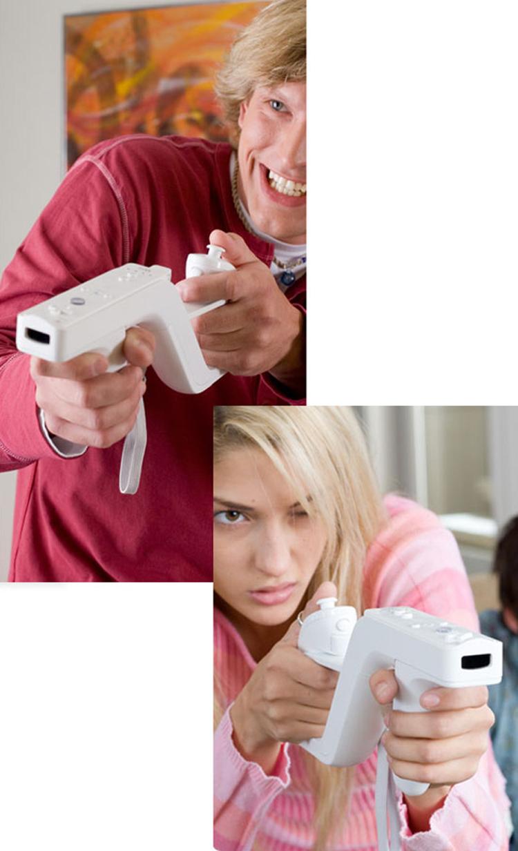 Wii remote porn Stuff!!! geiler