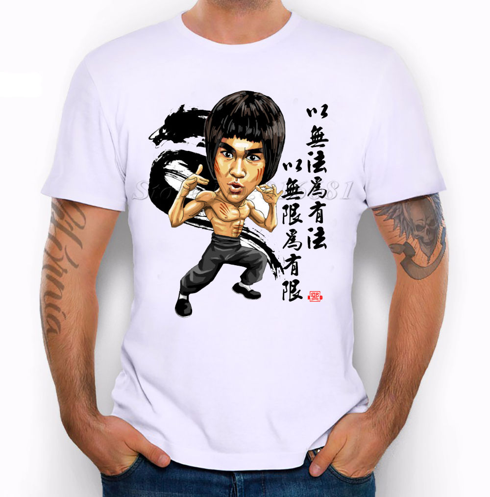 online get cheap bruce lee t shirt alibaba group. Black Bedroom Furniture Sets. Home Design Ideas