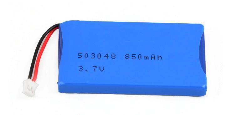 Supply 503048 800MAH 3.7V polymer battery lithium - Hong Kong wei jie technology electronics co., LTD store