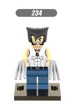 Single Sale Marvel  Super Hero Avengers Captain America 3 Minifigures Batman Building Blocks Figures Bricks Toys legoelieds(China (Mainland))