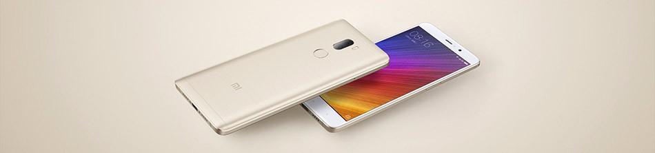 """Xiaomi Mi5s Plus smartphone 6GB RAM 128GB ROM 5.7"""" Snapdragon 821 Mi 5s Plus Phones"""