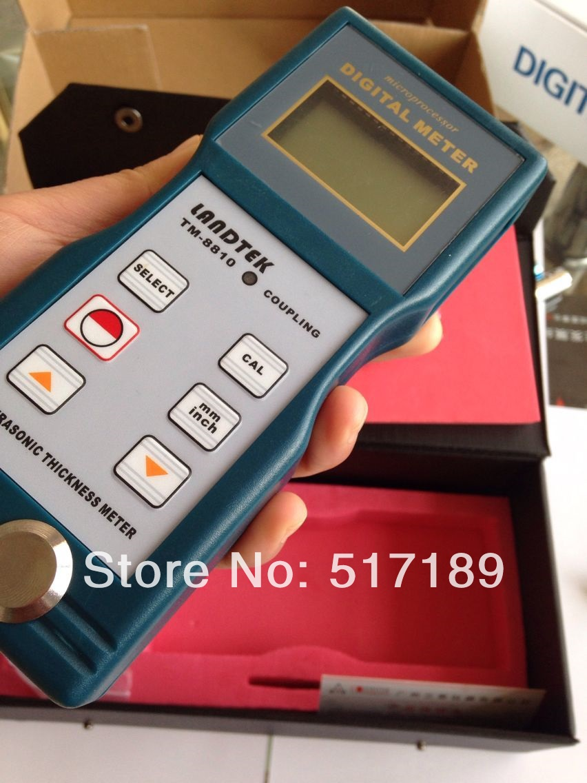 Aliexpress com buy ultrasonic thickness gauge metal thickness meter - Ultrasonic Thickness Gauge Metal Thickness Meter Test