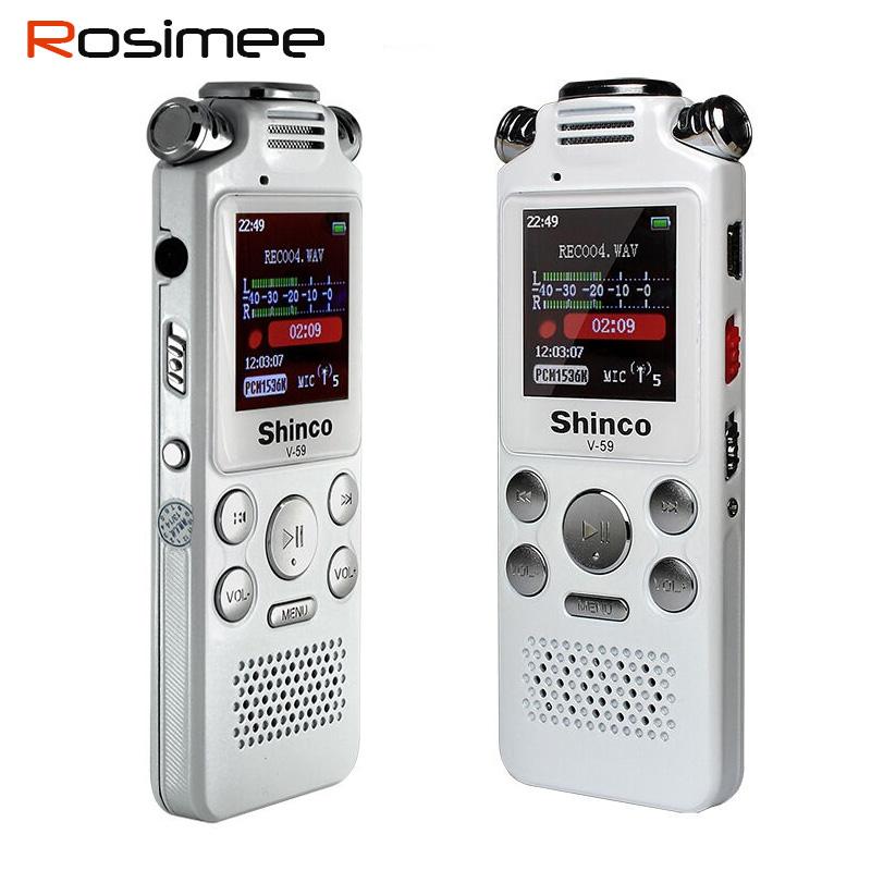 Hidden Digital Audio Sound Voice Recorder Pen Professional Dictaphone MP3 Player 8G Espia Gravador TOP quality(China (Mainland))