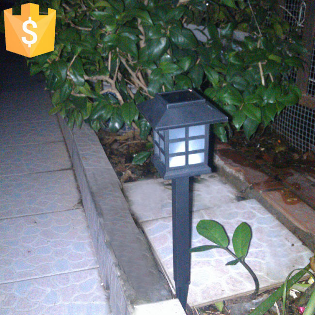 Led Solar Lamp Powered Panel Led Street Light Outdoor Path Wall Emergency Lamp Security Spot Light 2pcs/lot