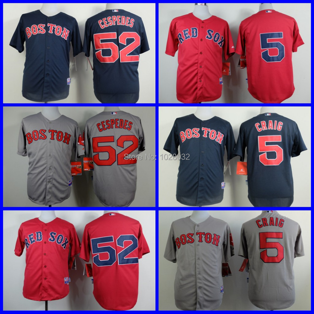 Anti-Pilling,Anti-Shrink,Anti-Wrinkle,Breathable #52 Yoenis #5 /,  s 3XL, Yoenis Cespedes Jersey Allen Craig