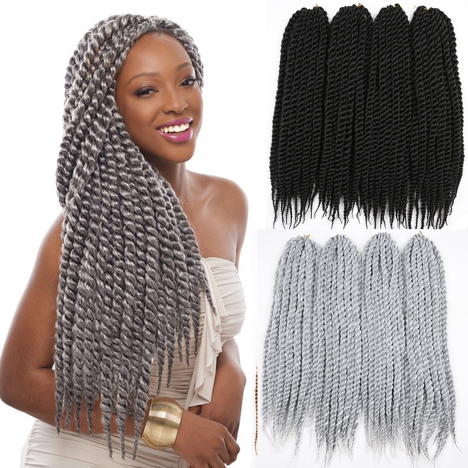 crochet braid hair black brown bug ombre senegalese twist hair crochet ...