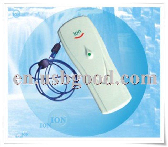 anion ozone generator , personal ionic air purifier