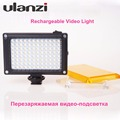 NEW High Quality 96 LED Photo Lighting on Camera Video Hotshoe LED Lamp Lighting for Camcorder