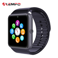 GT08 Bluetooth Smart Watch Support SIM TF Card Sync Notifier For IOS Android Smart Phone