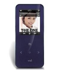 portable audio video consumer electronics ONN Q9 Ultra Slim 1 8 Screen MP3 WMA WAV APE