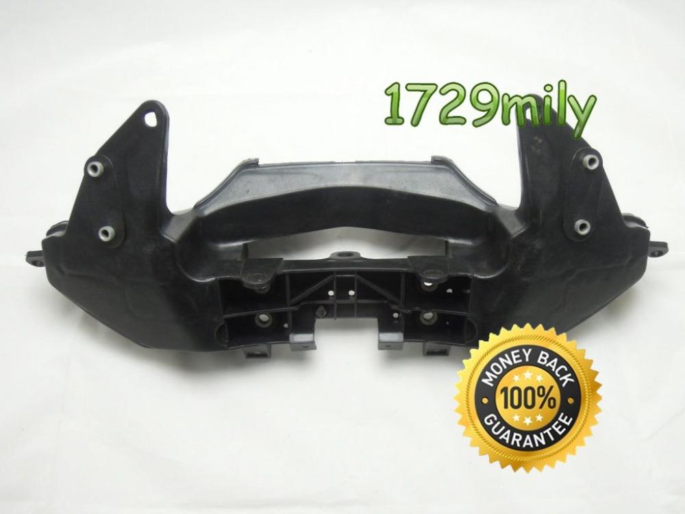 Motorcycle headlight fairing stay brakcet for HONDA CBR600RR 2007 2008 2009 2010 2011 2012 2013 2014 CBR 600RR brackets FFBHD002(China (Mainland))