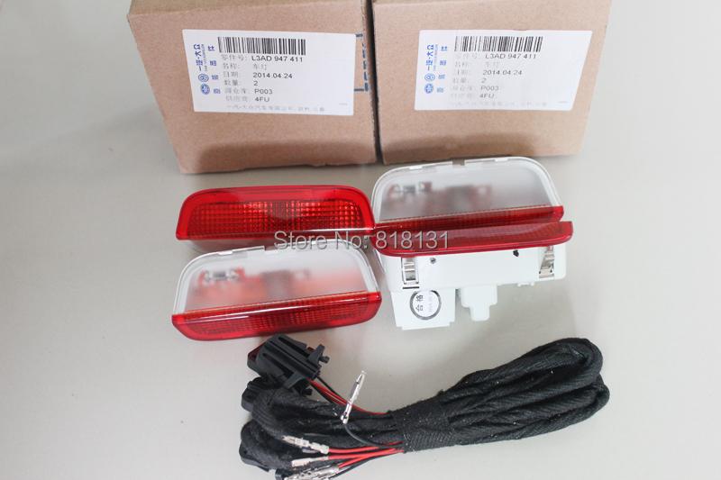 Car Door Warning Light VW Golf 5 6 Jetta MK5 MK6 CC Tiguan Passat B6 B7 cable - Online Store 818131 for Your store
