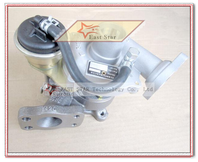 KP35 54359880009 54359700007 Turbocharger Turbo For FORD Fiesta CITROEN C2 C3 1.4HDI MAZDA 2 PEUGEOT 206 307 DV4TD 1.4L 70HP (5)