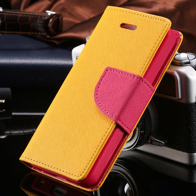 Etui iPhone 5C Colorful Wallet różne kolory
