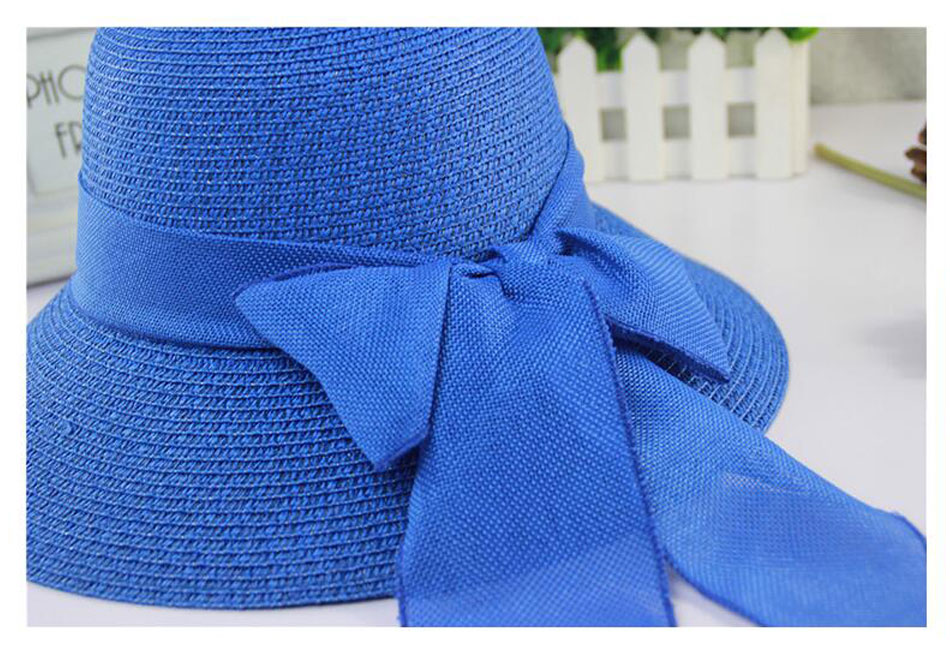 HOT-Style-summer-large-brim-straw-hat-adult-women-girls-fashion-sun-hat-uv-protect-big-bow-summer-beach-hat_14