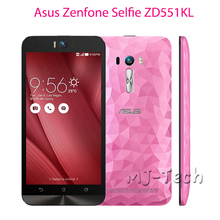 Original Asus Zenfone Selfie ZD551KL Android 5.0 MSM8939 octa Core 5.5 inch Screen FDD 4G Front Camera 13.0mp Smart cellphone(China (Mainland))