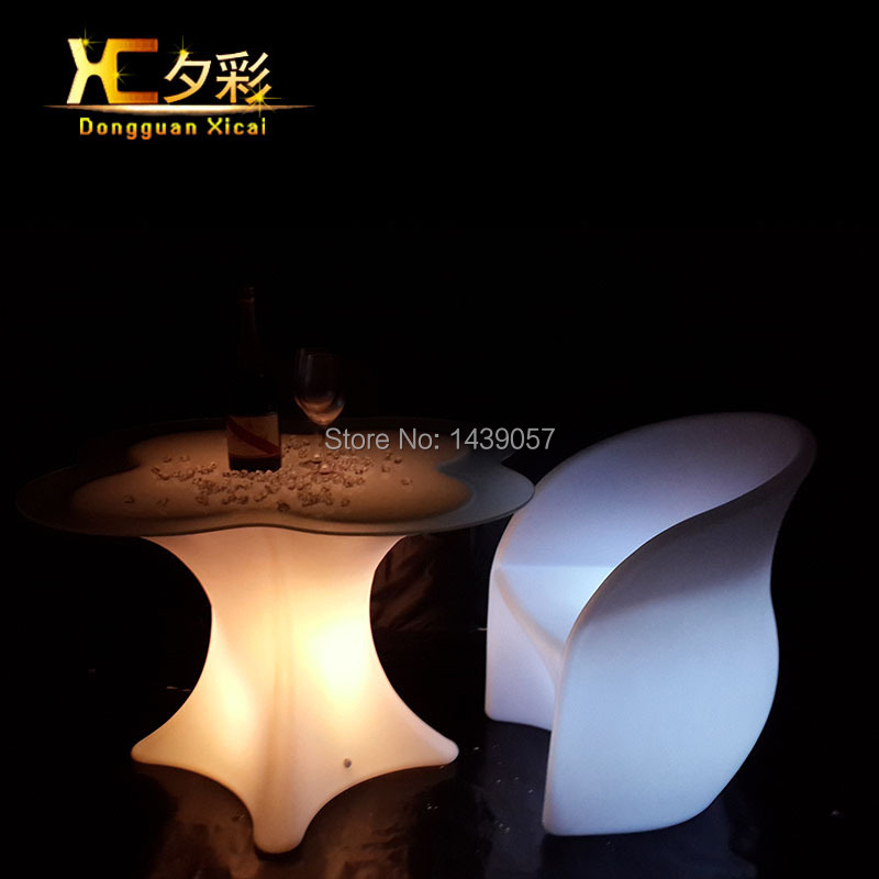 Led Luminous Bar Stool Plastic Color Changing Club Back rest Wine Chair Living Room Party Ceremony Coffee Stools<br><br>Aliexpress