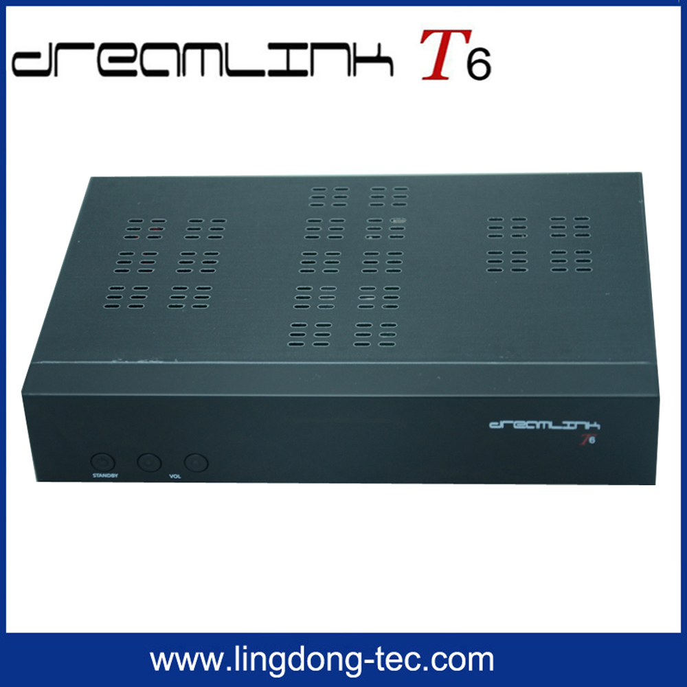 New android tv box Dreamlink hd T6 set top box for North America market kodi inside iptv tv box(China (Mainland))