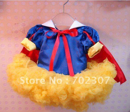 wholesale kids / toddler / girls / baby trim short sleeve ballet dress dance wear tutus 581(China (Mainland))