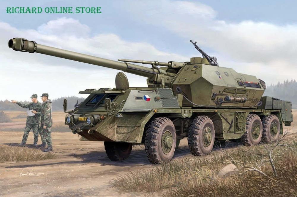 Tank Model,152mm Shkh DANA VZ.77 1/35,Static kit<br><br>Aliexpress