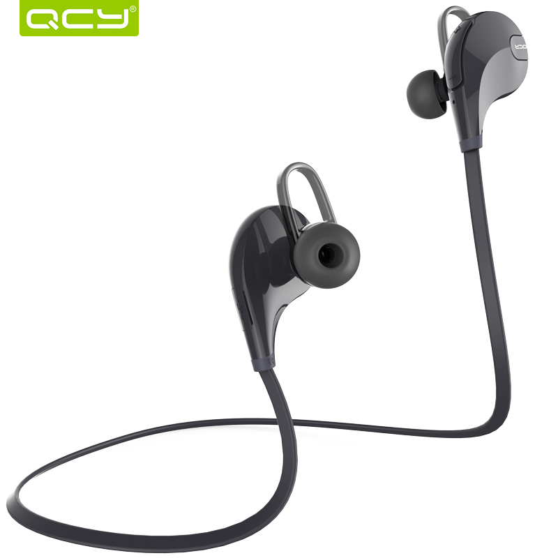 buy qcy qy7 sports wireless bluetooth 4 1 edr headphones ste. Black Bedroom Furniture Sets. Home Design Ideas