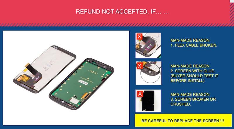 5.5 inch 100% Original Touch Screen For Xiaomi Redmi Note Touchscreen Digitizer Replacment Parts Black