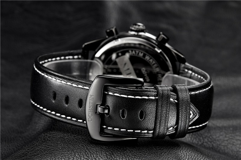 2016 OCHSTIN Кварцевые Часы Мужчины Лучший Бренд Класса Люкс Наручные Часы Мужские Часы мужские Наручные Часы Мужской Спорт Хронограф Relogio Masculino