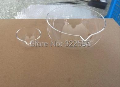 80mm quartz glass FLAT BOTTOM  evaporating dish one pc free shipping<br><br>Aliexpress