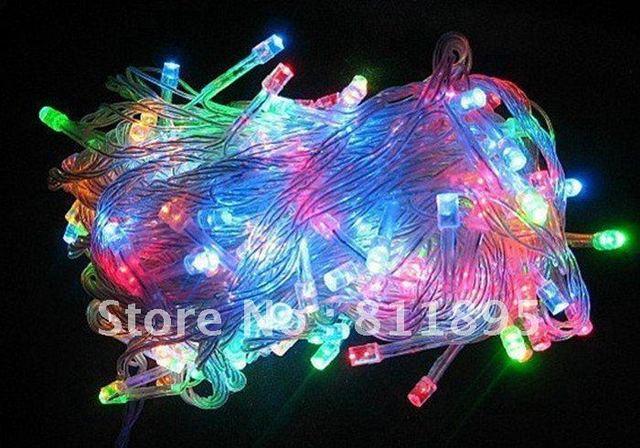 Festival lights lantern decoration lamp led multicolour string light led christmas lighting string