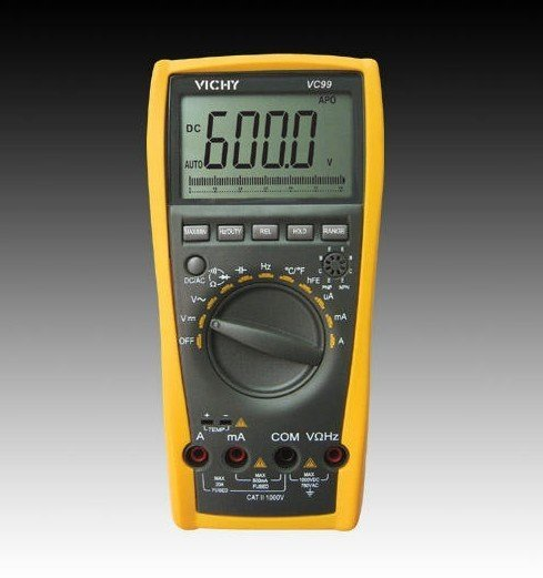 Vichy VC99 3 6/7 Auto range digital multimeter