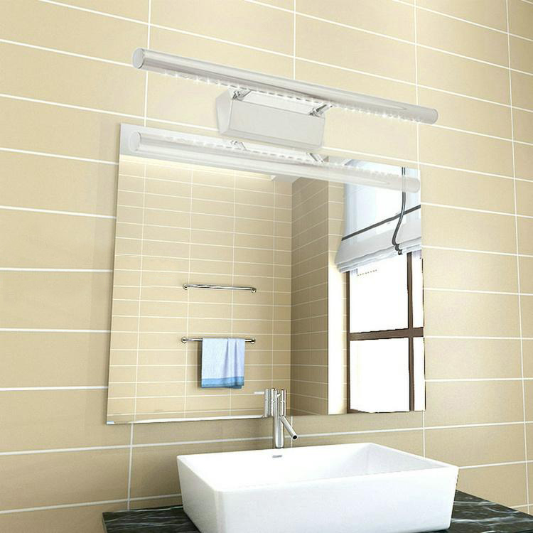 7W Led SMD 5050 Bathroom LED Make-up Wall Cabinet Mirror Picture Light / Picture Light - Warm White(China (Mainland))