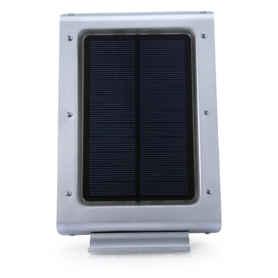 2016 New Solar Light LED Bulbs Lamp 46 LEDs Human Body Induced LED Light Motion Induction Lamp Automatically Working At Night