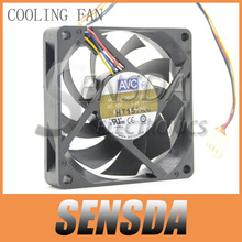 Buy Free AVC DE07015B12L 7cm 70*70*15mm 70mm computer case cpu cooling fans 12V 0. 3A 7CM 7015 cooler for $7.29 in AliExpress store