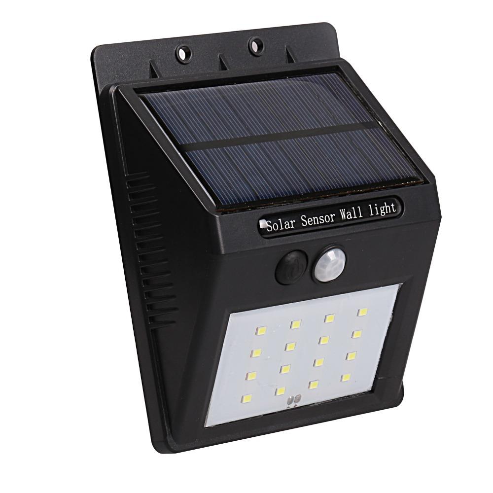 Lampara LED Solar Powered Waterproof