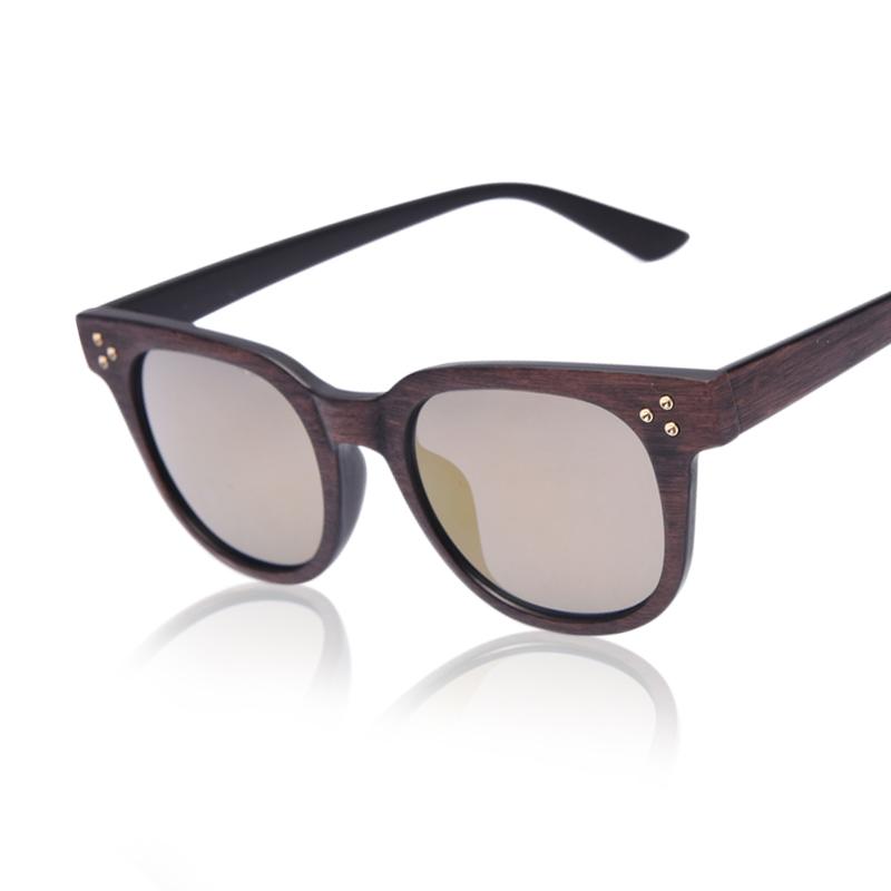 Sun Glasses Women 2016 Vintage Brand Designer Original Imitation Wood Glasses Fashion Sunglasses Men Oculos De Sol Masculino(China (Mainland))