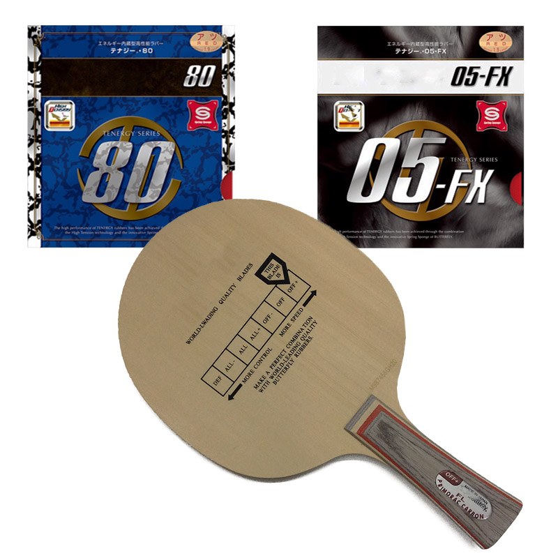 PRIMORAC CARBON Table tennis blade 30101 / rubber / racquet / Ping Pong T 64 / 05 FX / T 80 / YASAKA / MARKV / DHS(China (Mainland))