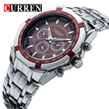 Fashion Casual Watch Men s Casual Watch Stainless Steel Quartz Watches Men Luxury Brand Relogio Masculino