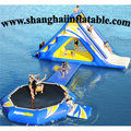 PVC inflatable water park games inflatable floating water park 3 years Warranty