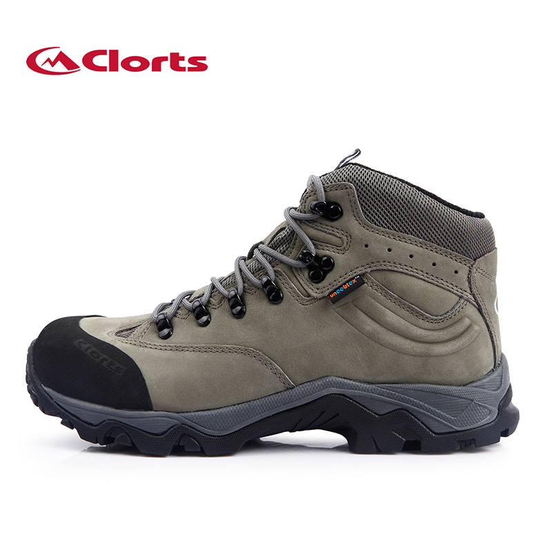Clorts 2015 Men Non-Slip Hiking Boots Shoes Waterp...