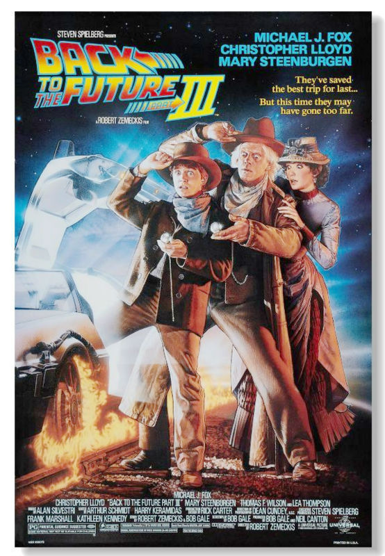 Free Shipping Back To The Future 1 2 3 Car Movie Classic ...