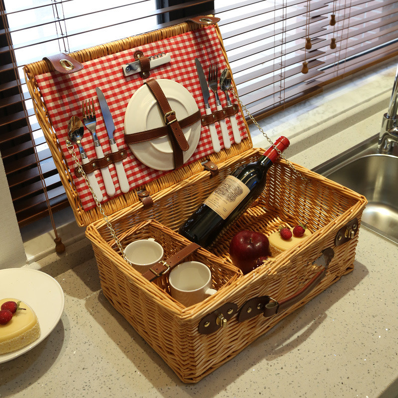 Picnic Basket Jakarta : Buy wholesale wicker picnic basket from china