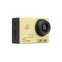 Original SJCAM SJ5000X WIFI 2.0 inch Action Camera 4K 24FPS 2K 30FPS GYRO Anti-shake SPORTS CAR CAMCORDER 30M Waterproof DVR - Shysky Tech Co., Ltd store