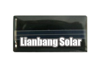 90pcs/lot Mini Polycrystalline Silicon Solar Panels. 40*20*3mm 0.5V 60mA 0.03W Solar Cell, China Cheap For Sale