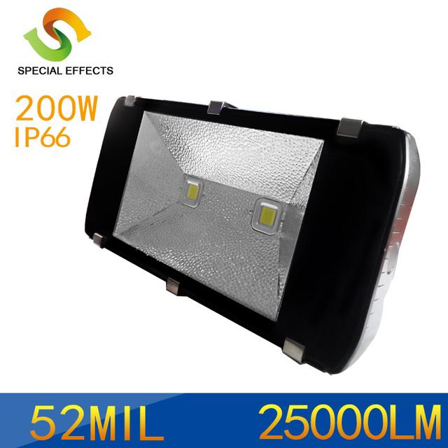 New Design Fedex Free shipping 100W 140W 200W led flood light 85-265V High Power  Flood Light Floodlight Outdoor Lamp