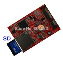 """Buy T Digital Bootable Trans Flash MMC SD SDHC Card 7+15 SATA 2.5"""" HDD Secure Converter Adapter Windows DOS 98 XP 7 8 Vista Linux for $9.20 in AliExpress store"""