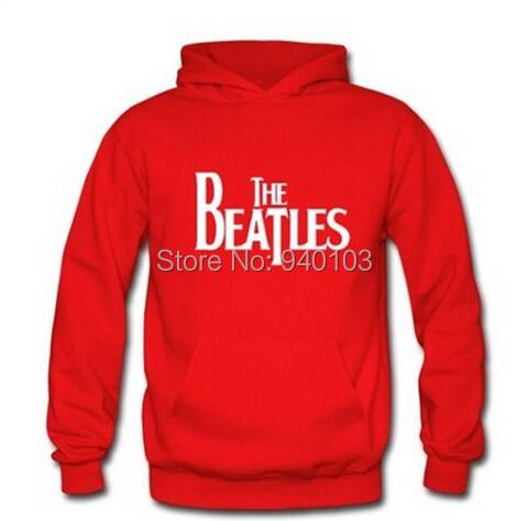 Brand Cotton Leisure Long Sleeve T-shirt Sportswear men Hoodies Sweatshirts Men Hoody Sport Suit Beatles Rock - Online Store 940103 store