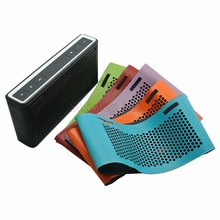 Free shipping Microfiber Soft Case Cover Sleeve Protective Skin Bumper For Bose Soundlink III 3 Bluetooth Wireless Speaker(China (Mainland))